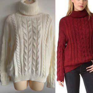 BNWT Faithfull the Brand Roll Neck Sweater